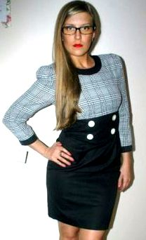платьевклетку old retro vintage ретро винтаж платье