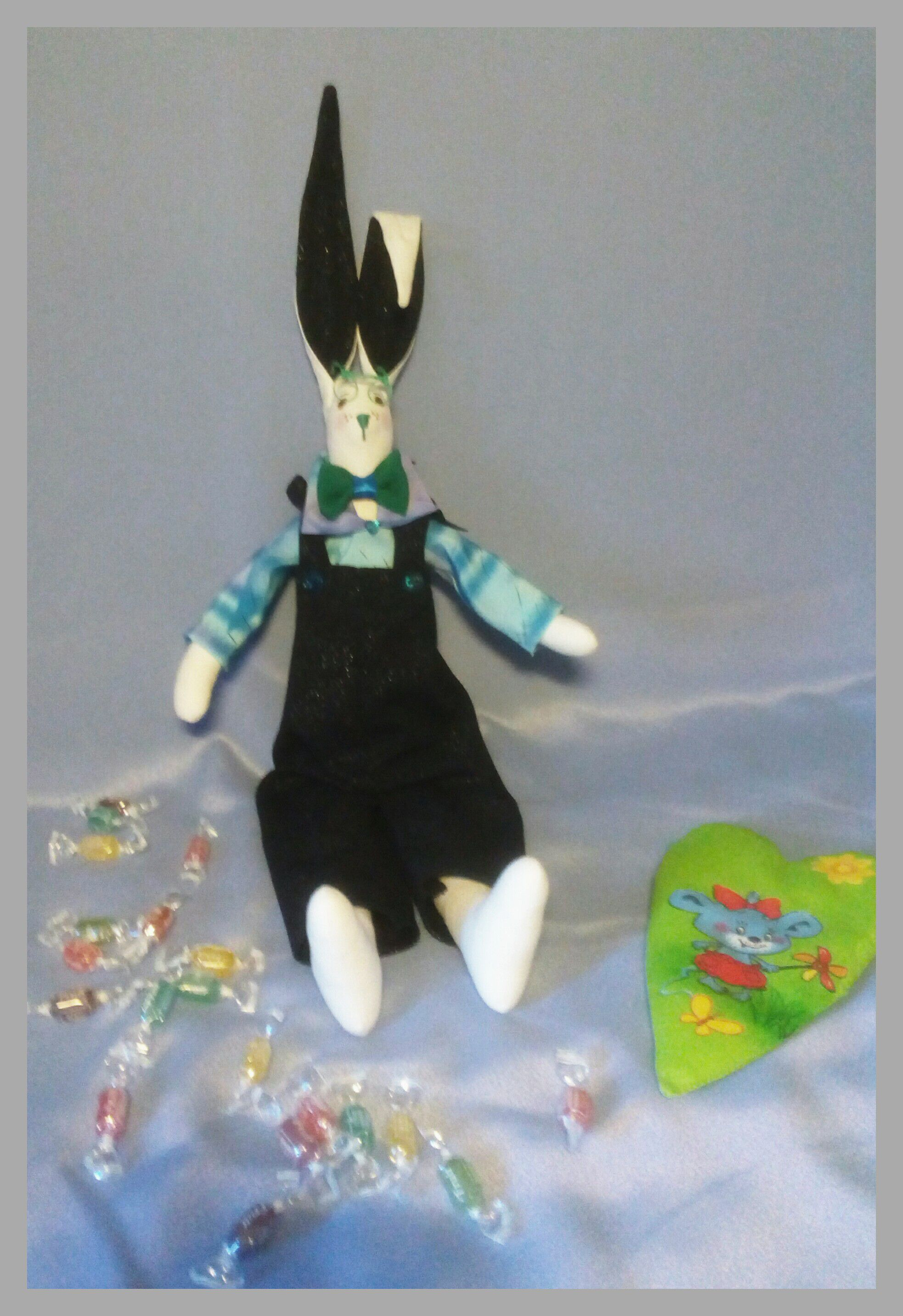 интерьерная игрушка кукла многозаек подарок рукоделие