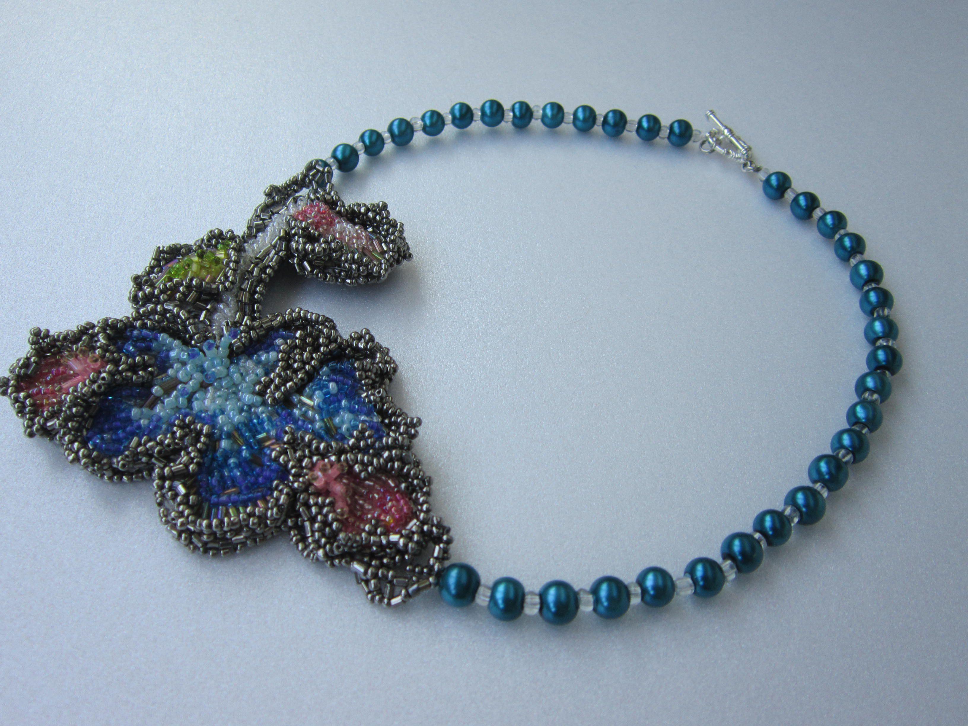 подарок для шею бусы женщины ожерелье