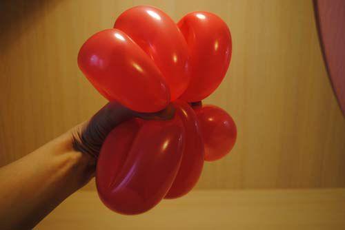 Твистинг - фигурки из скручиваемых шаров 8