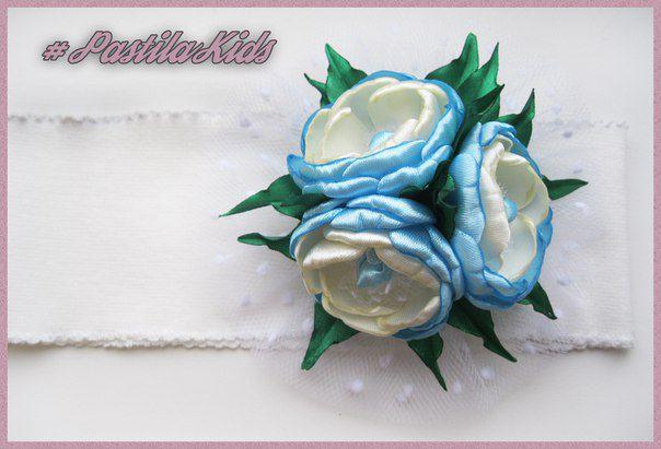 красиваявещь повязканаголову цветок красота подарок