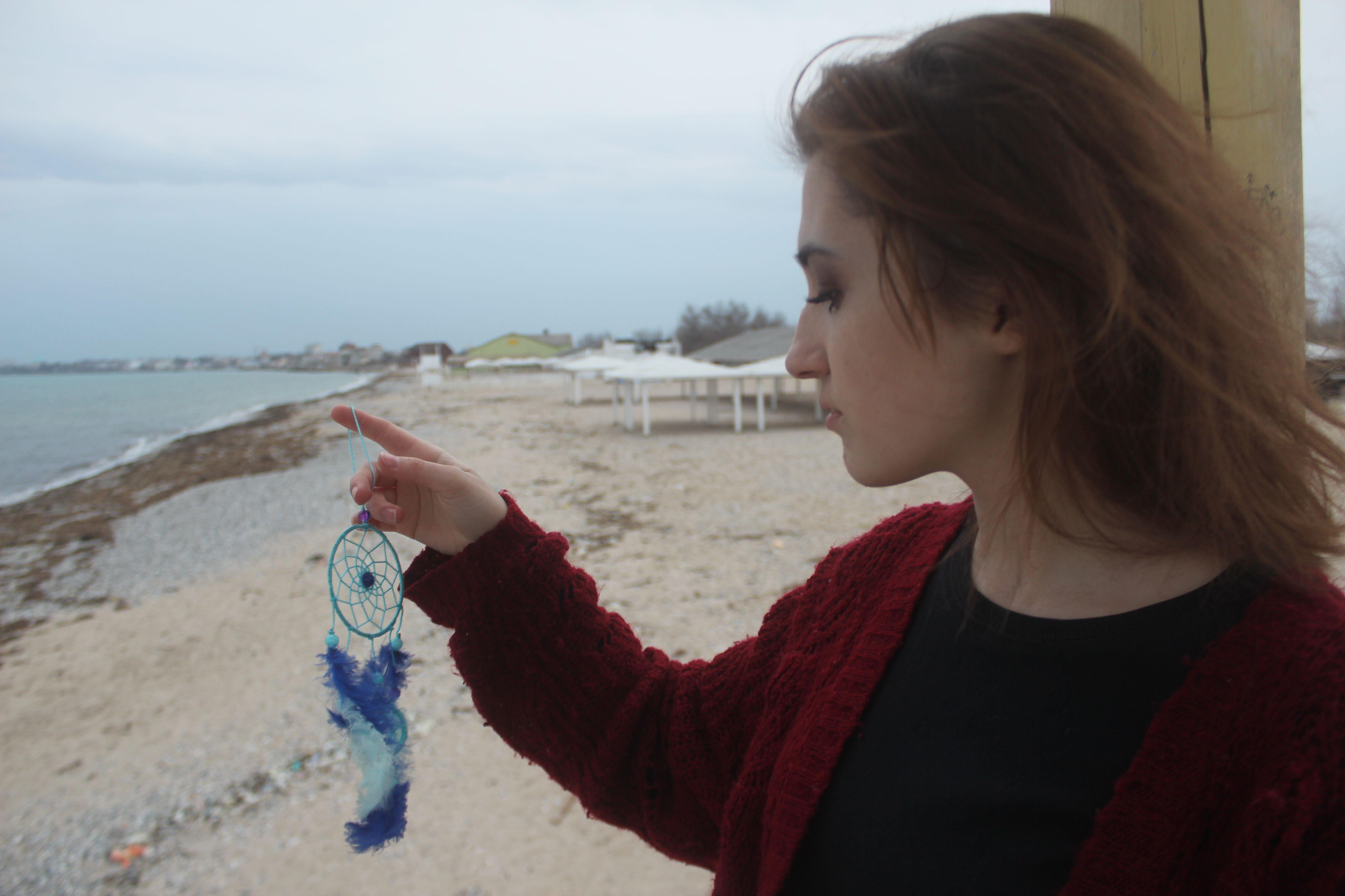 ловецснов море синий океан