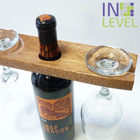 держатель алкоголь орех бокал полка дерево вино дом
