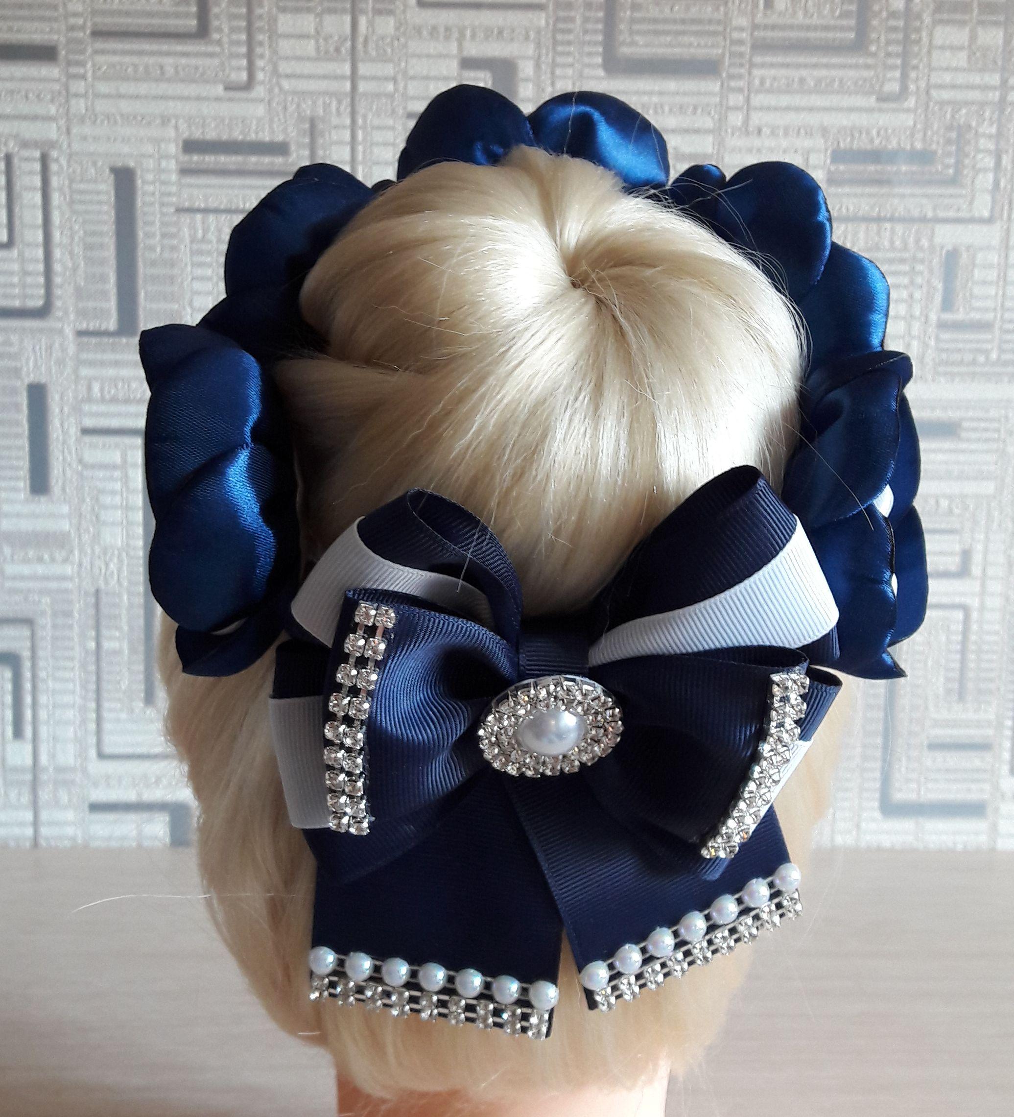 резинки школу для волос канзаши девочкам украшения подарок