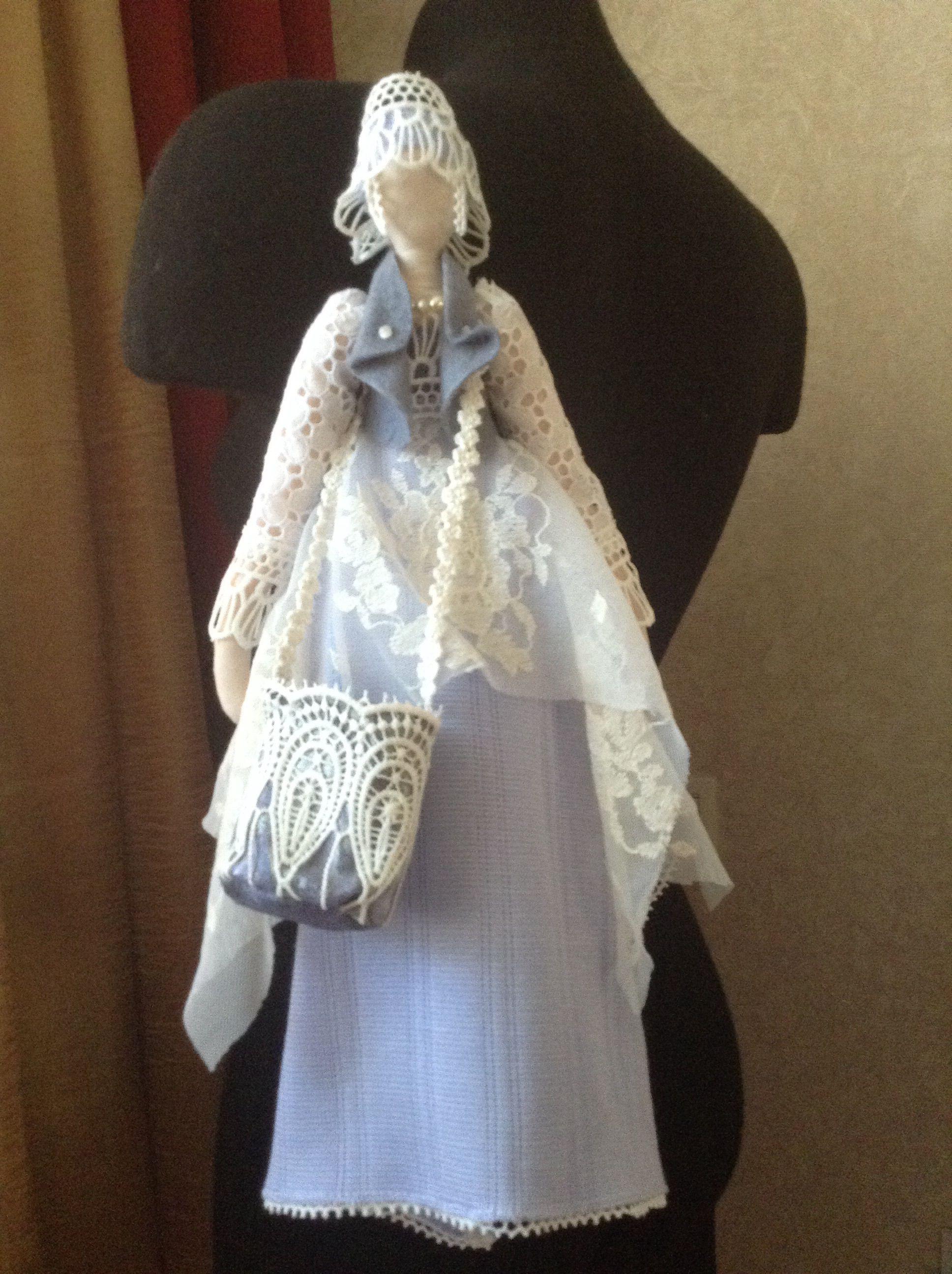 ручнаяработа ватныепалочки ватные хранение тильда сюрприз кукла текстильнаякукла диски подарок