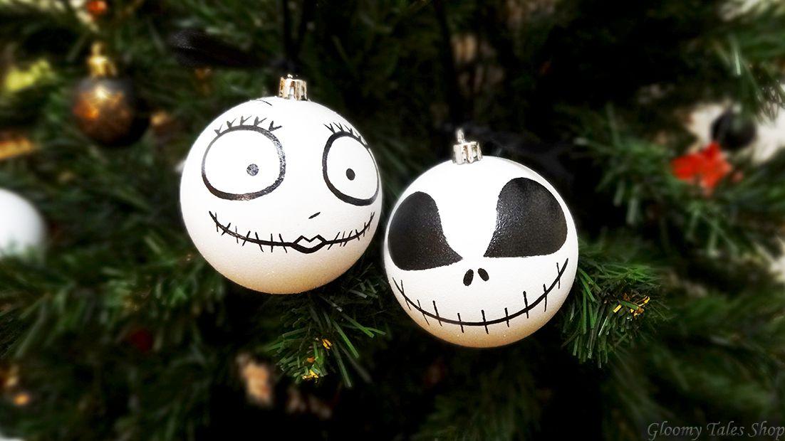 елочныеигрушки елочныешары thenightmare sally салли jack чёрно тимбертон кошмарперед skellington новыйгод2019 рождеством белый джек скеллингтон подарок