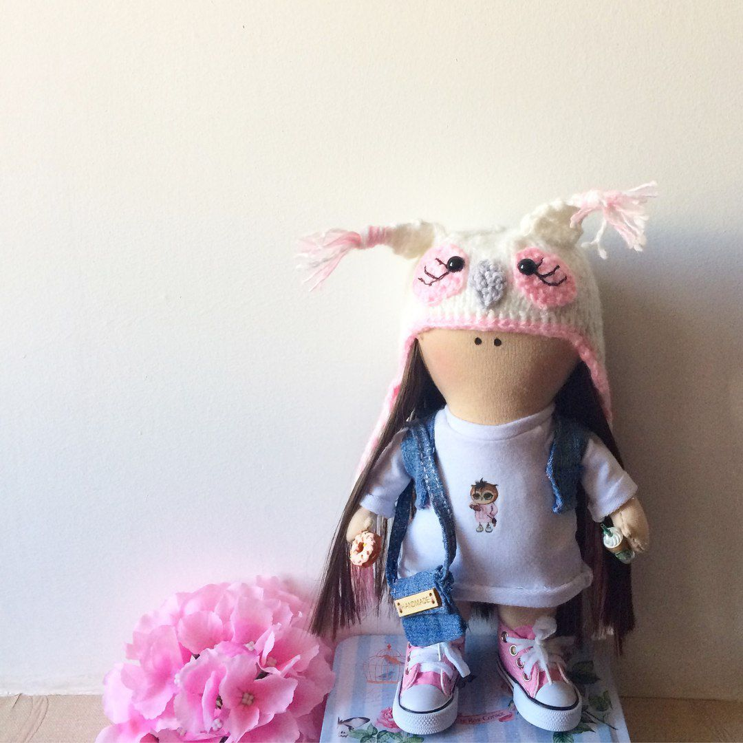 интерьерная кукла куклавподарок авторскаякукла куклаизткани текстильнаякукла кукланазаказ интерьернаякукла кукольныеаксессуары вседлякукол
