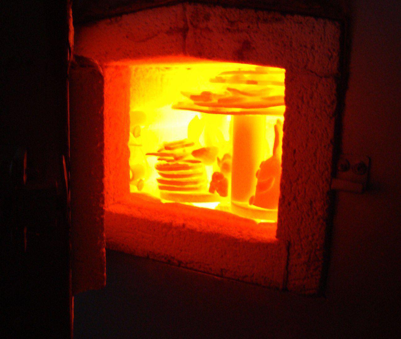 глина мастеркласс керамика