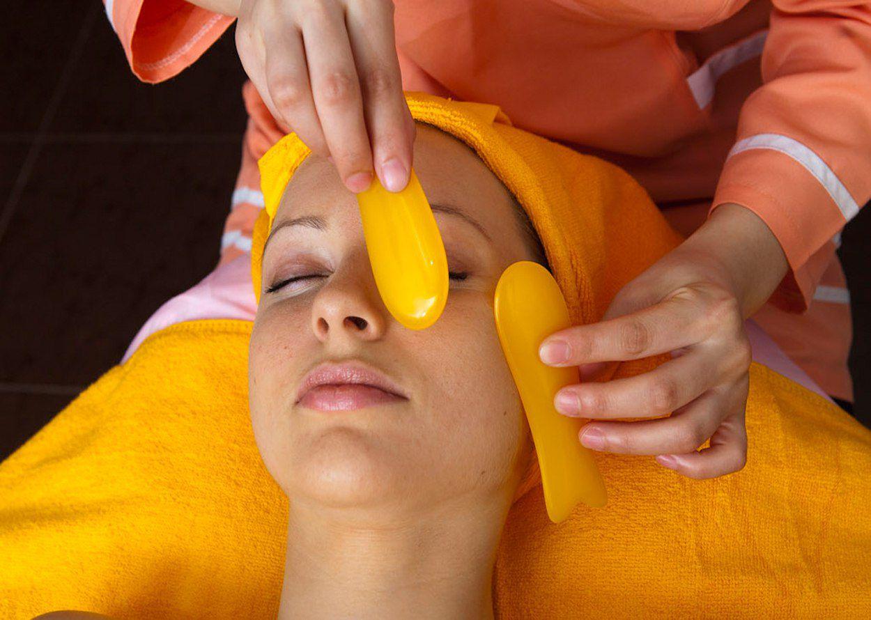 косметология массаж обучение скраб