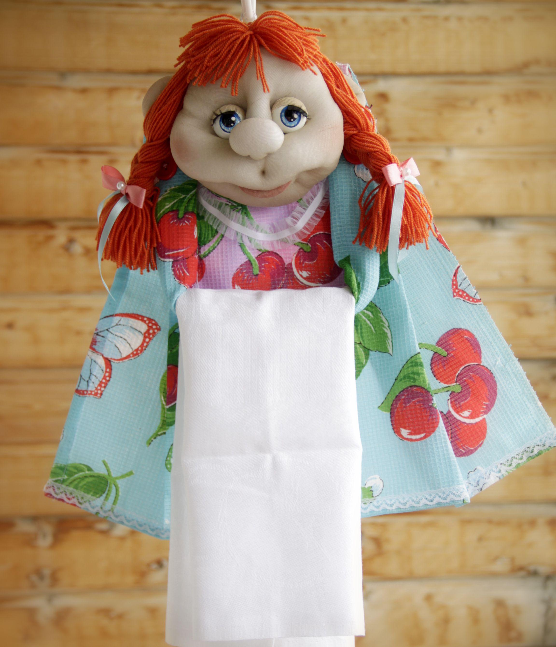 скульптурный капрона кукла ручная текстиль кухня из работа