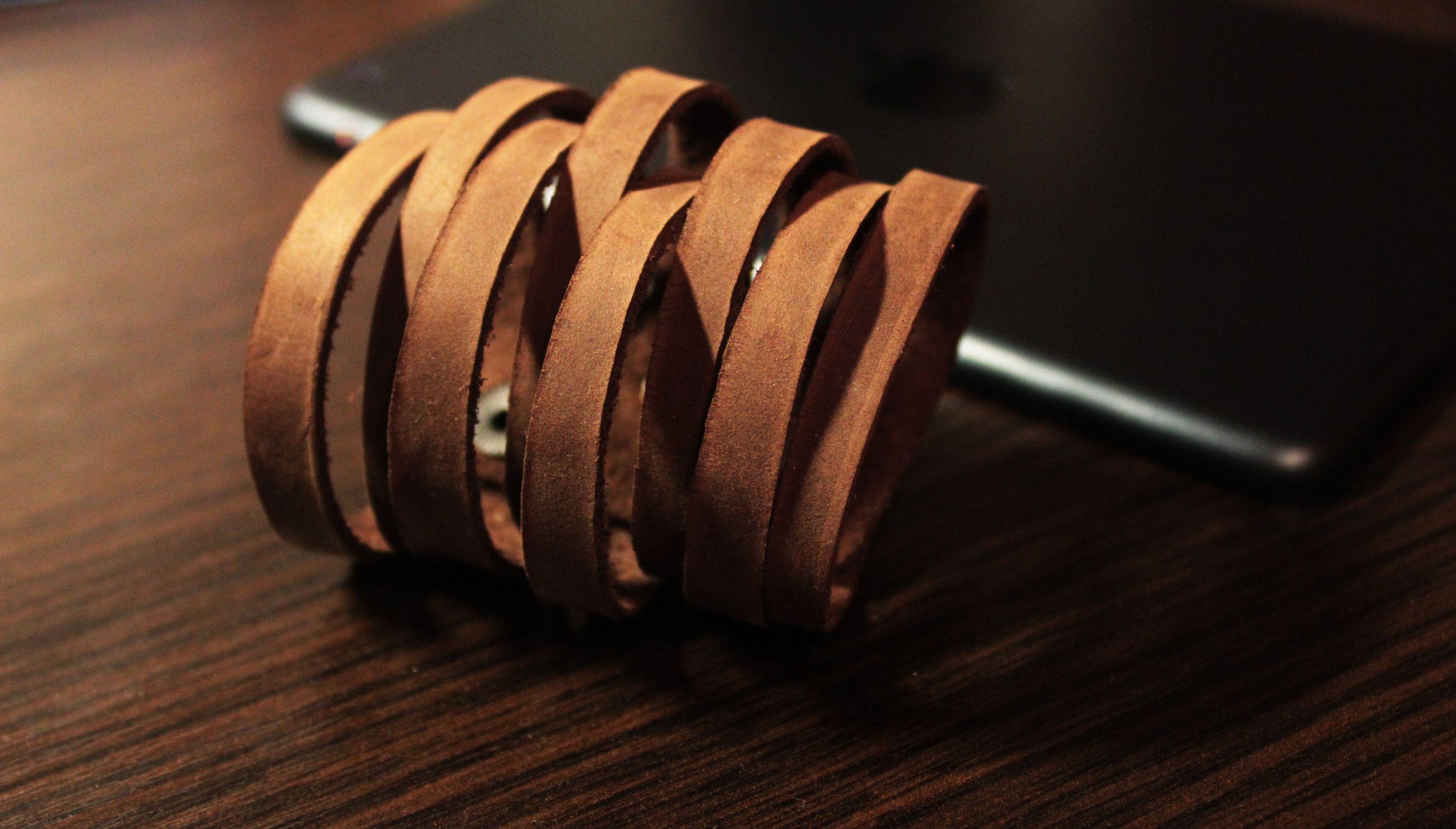 leather crazyhorse браслет кожа натуральнаякожа