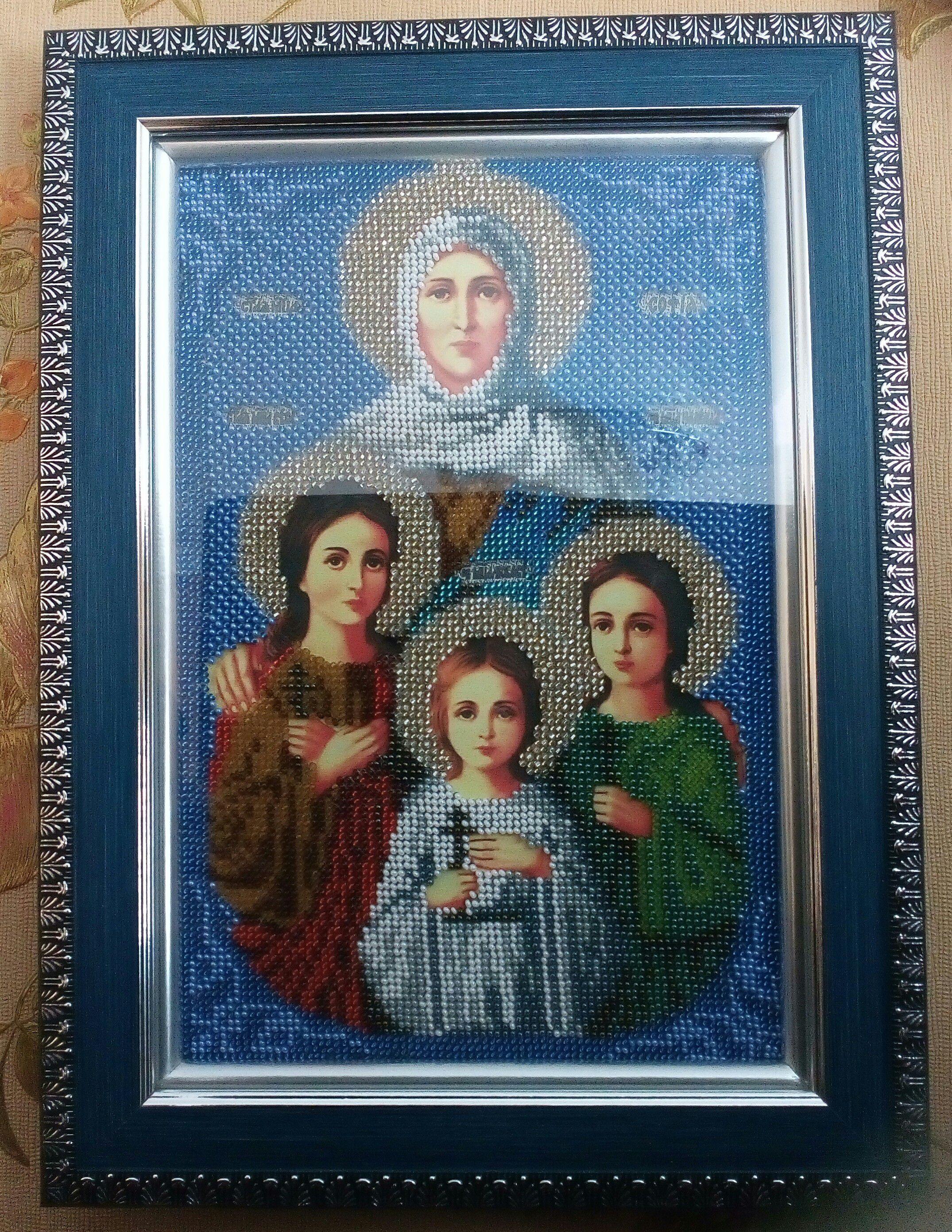 бисером вышивка картины вышивкабисером иконы