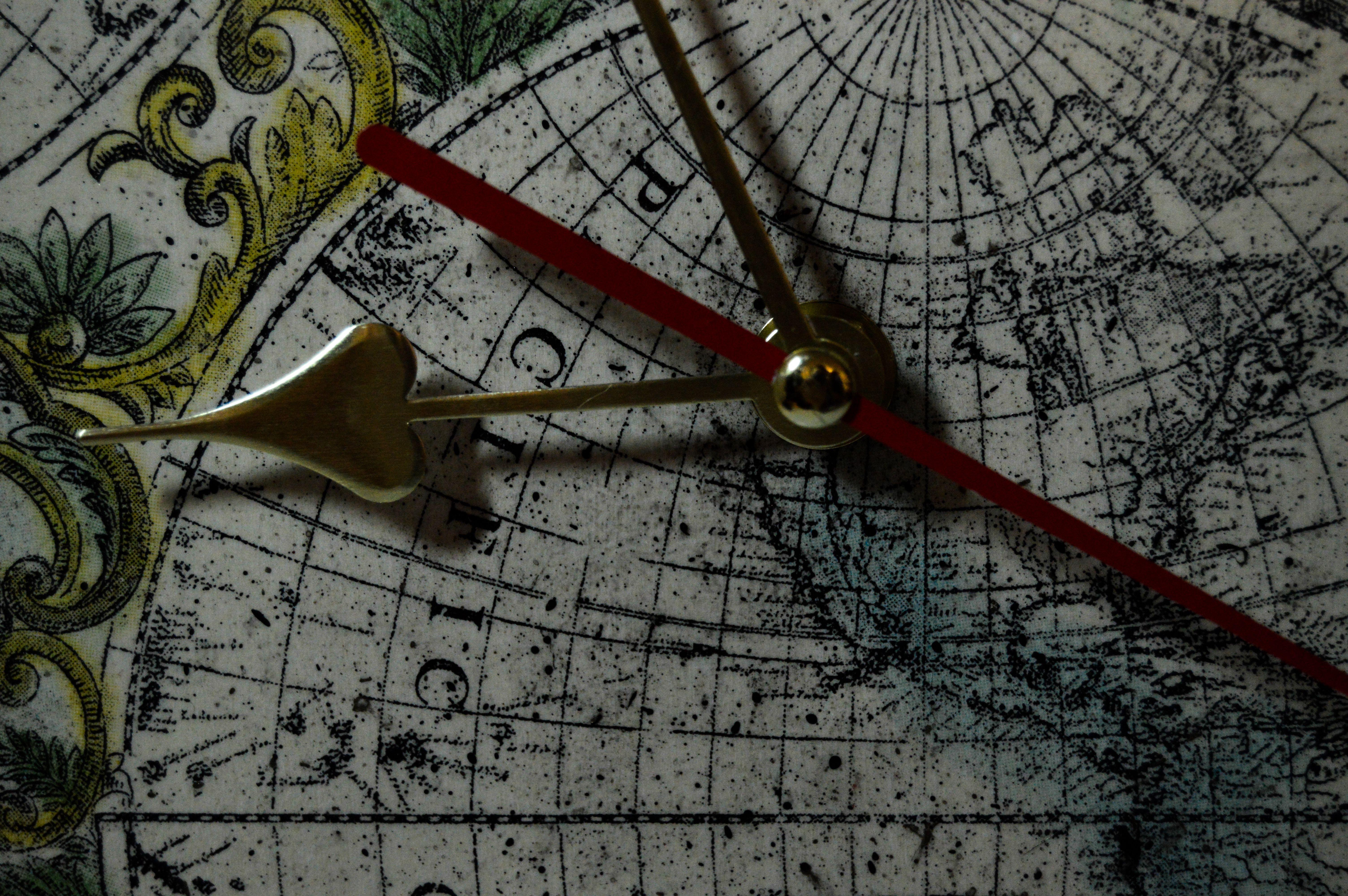 ручнаяработа подарок часы настенные