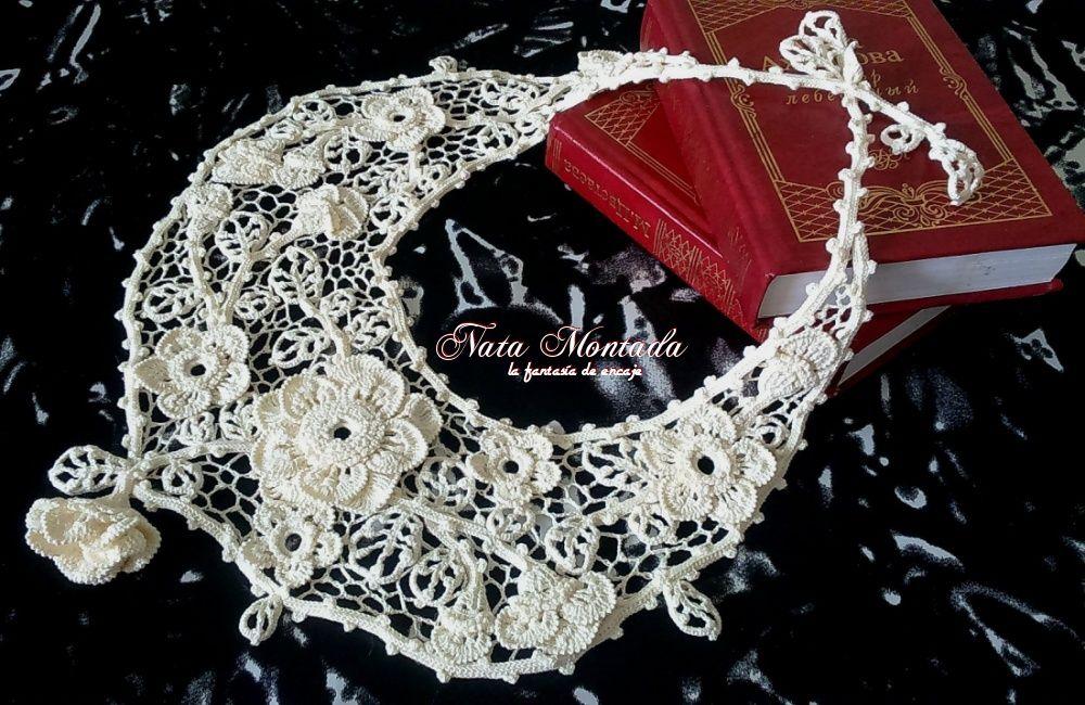 колье женщине подарок браслет комплект ирландское кремовый весна воротничок розы девушке цветы
