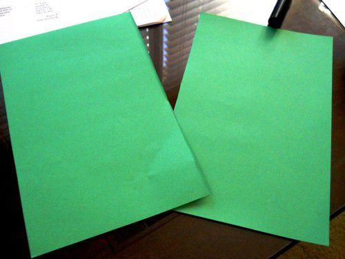 Новогодние открытки своими руками 12