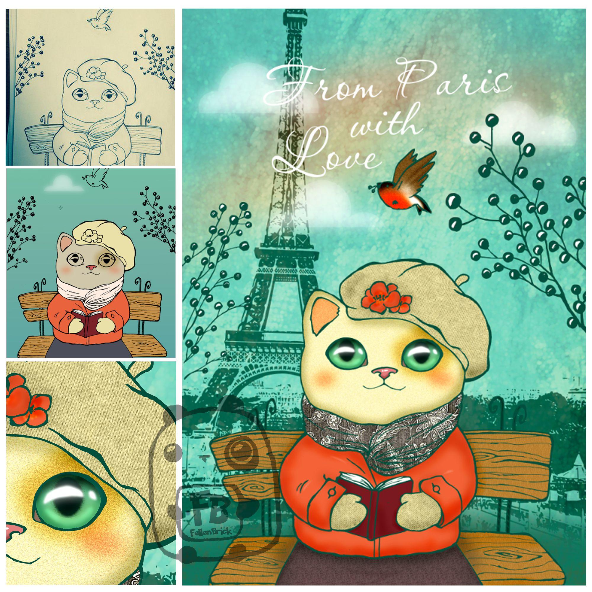 рукожопие иллюстрации знакомства недоиллюстратор привет кошки