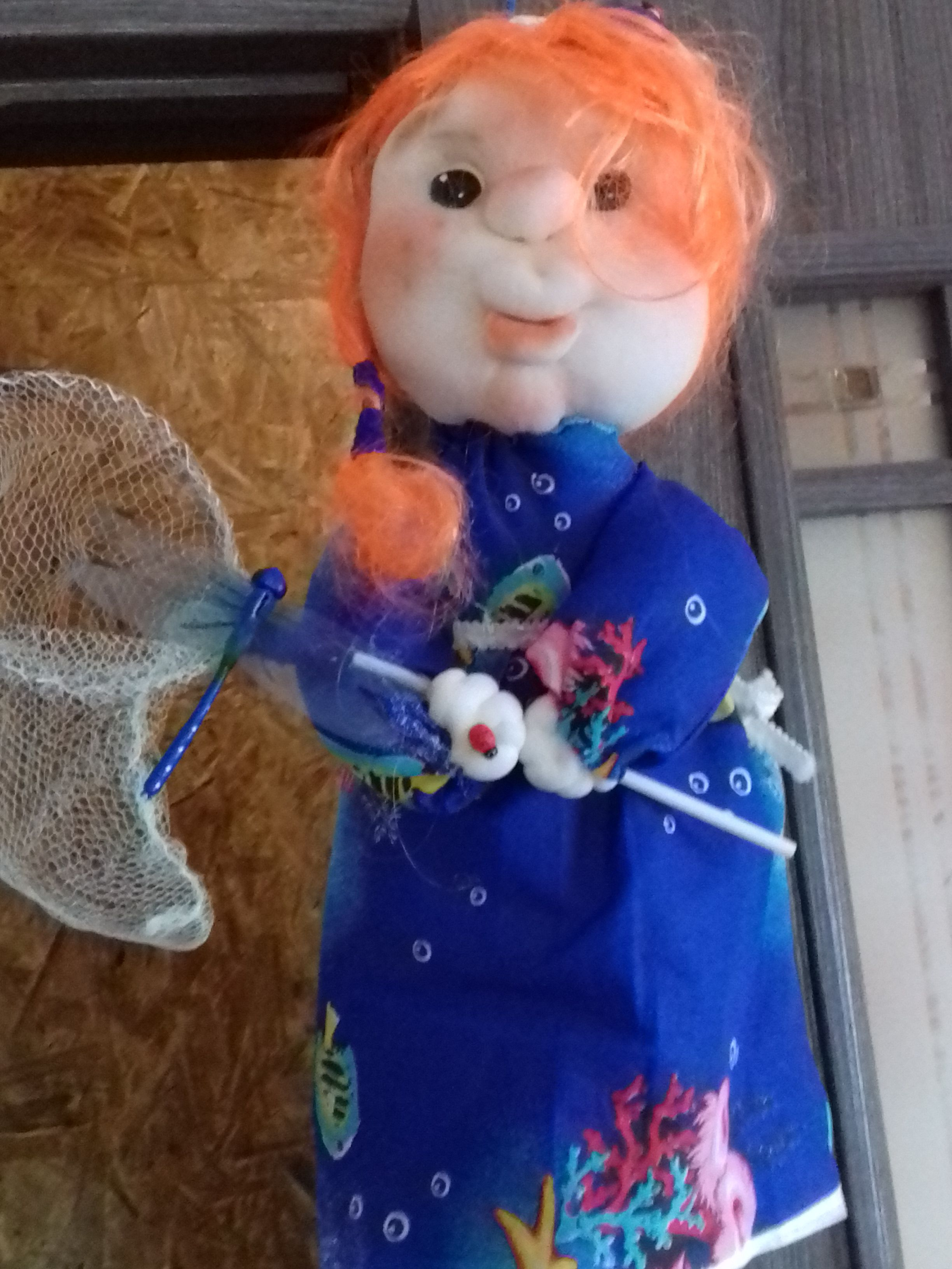 интерьерная подарок поделки кукла чулочные руками чулочная своими