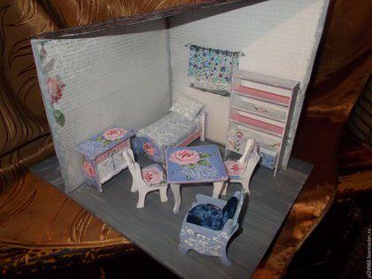 румбокс кукольная спальня для мебель кукольный кукол игрушечная доммебель
