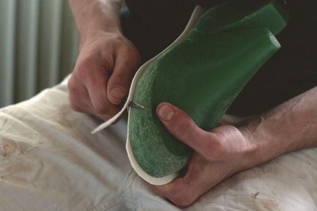 Обувь своими руками 8