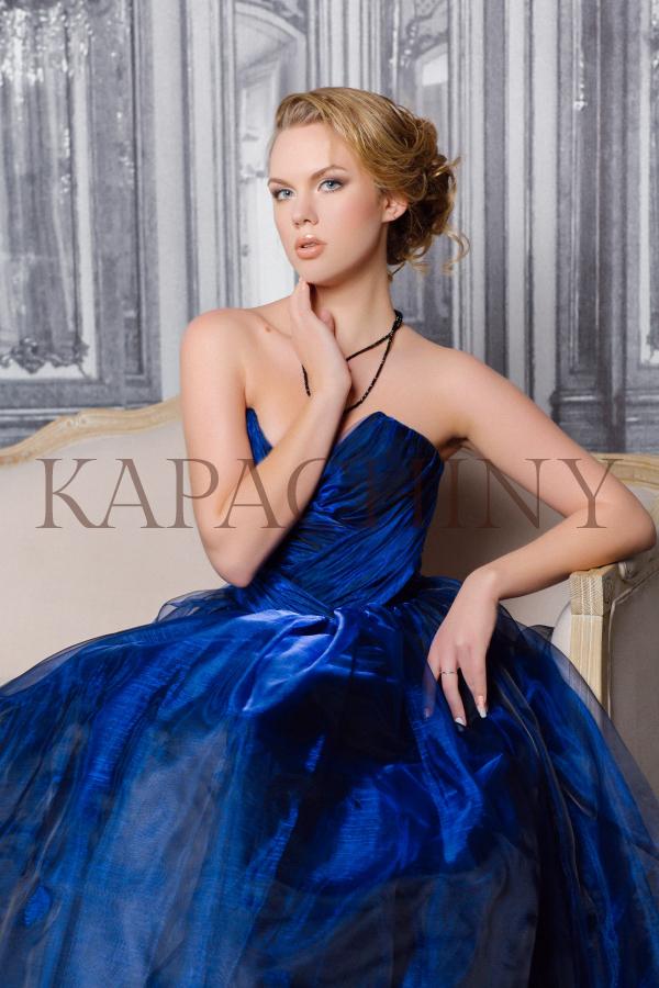 kapachiny капачини chameleone платьесинее платьевечернее платье