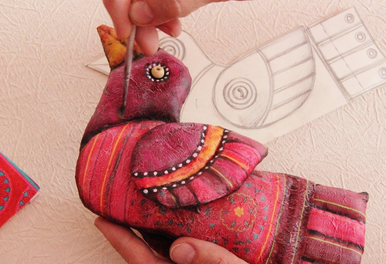 мастеркласс кукла авторская интерьерная текстиль текстильная