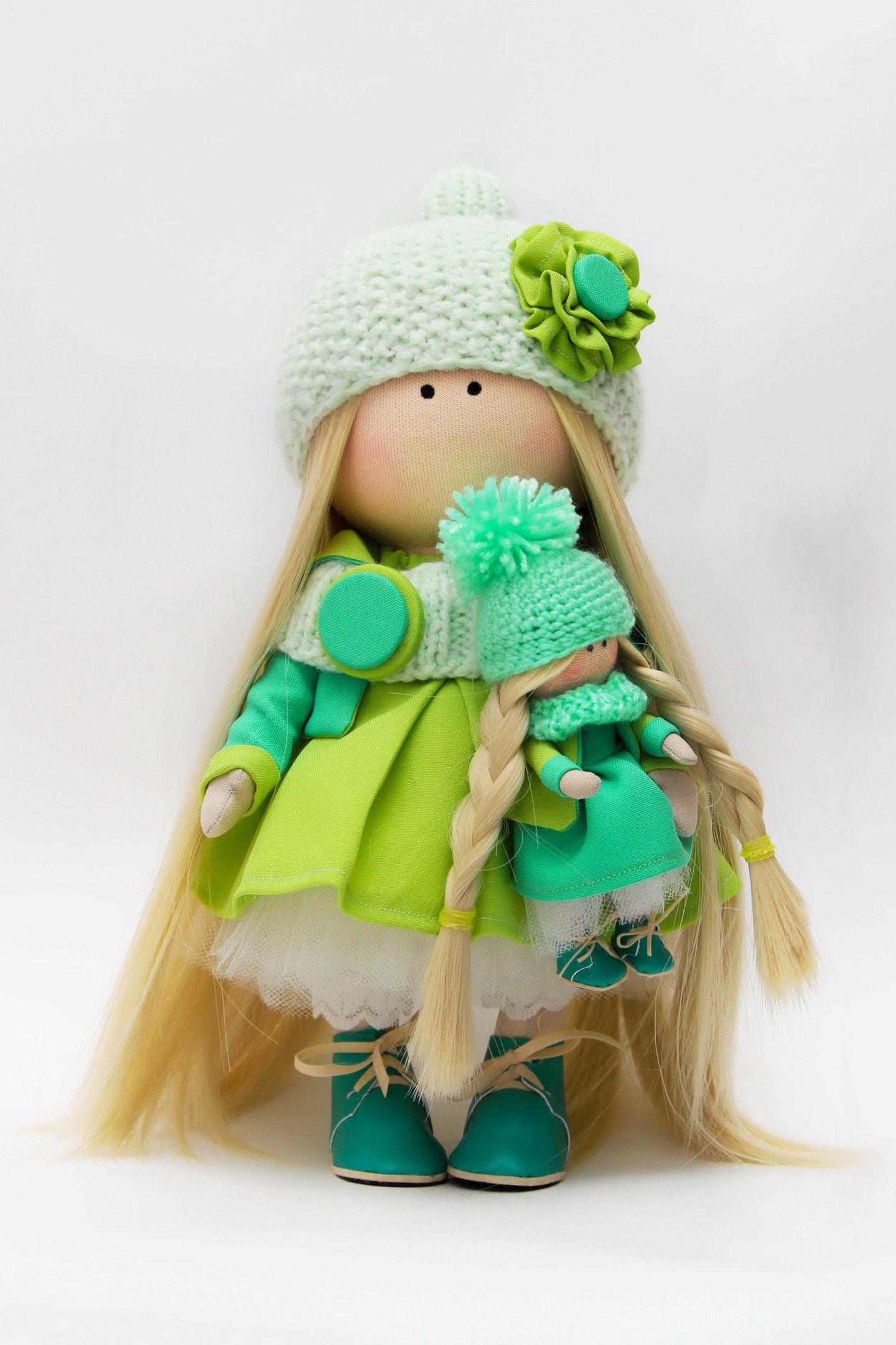 интерьерная игрушка снежка работа заказ на кукла ручная большеножка подарок текстильная