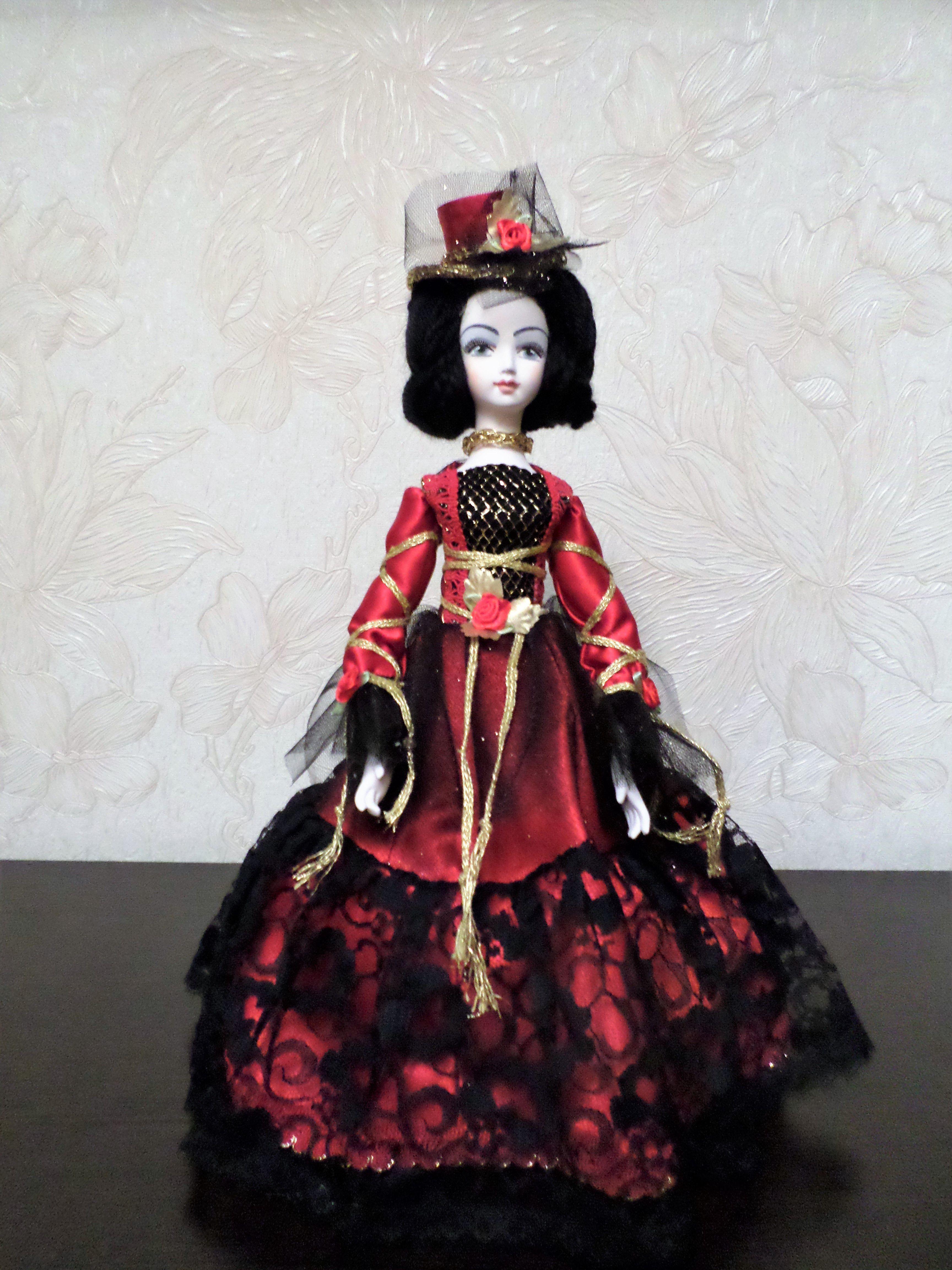 интерьерная женщине подарок кукла подарка для праздник интерьер шкатулка девушке любой упаковка