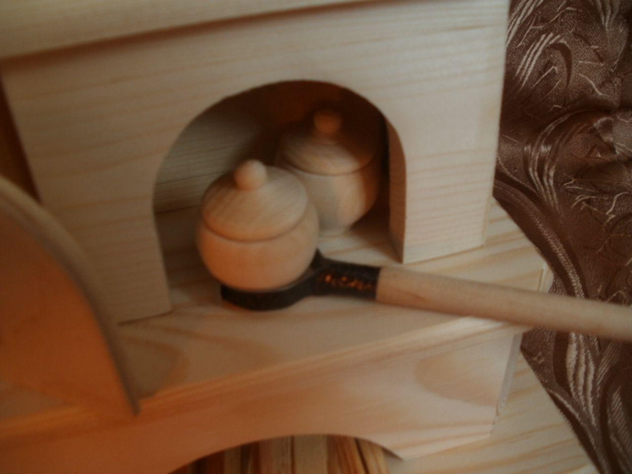 дерева заготовки русская кукол декупажа печь изба миниатюрная выполню  изделия сувенир для мебель из на заказ