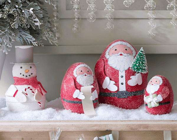 Дед мороз своими руками 7