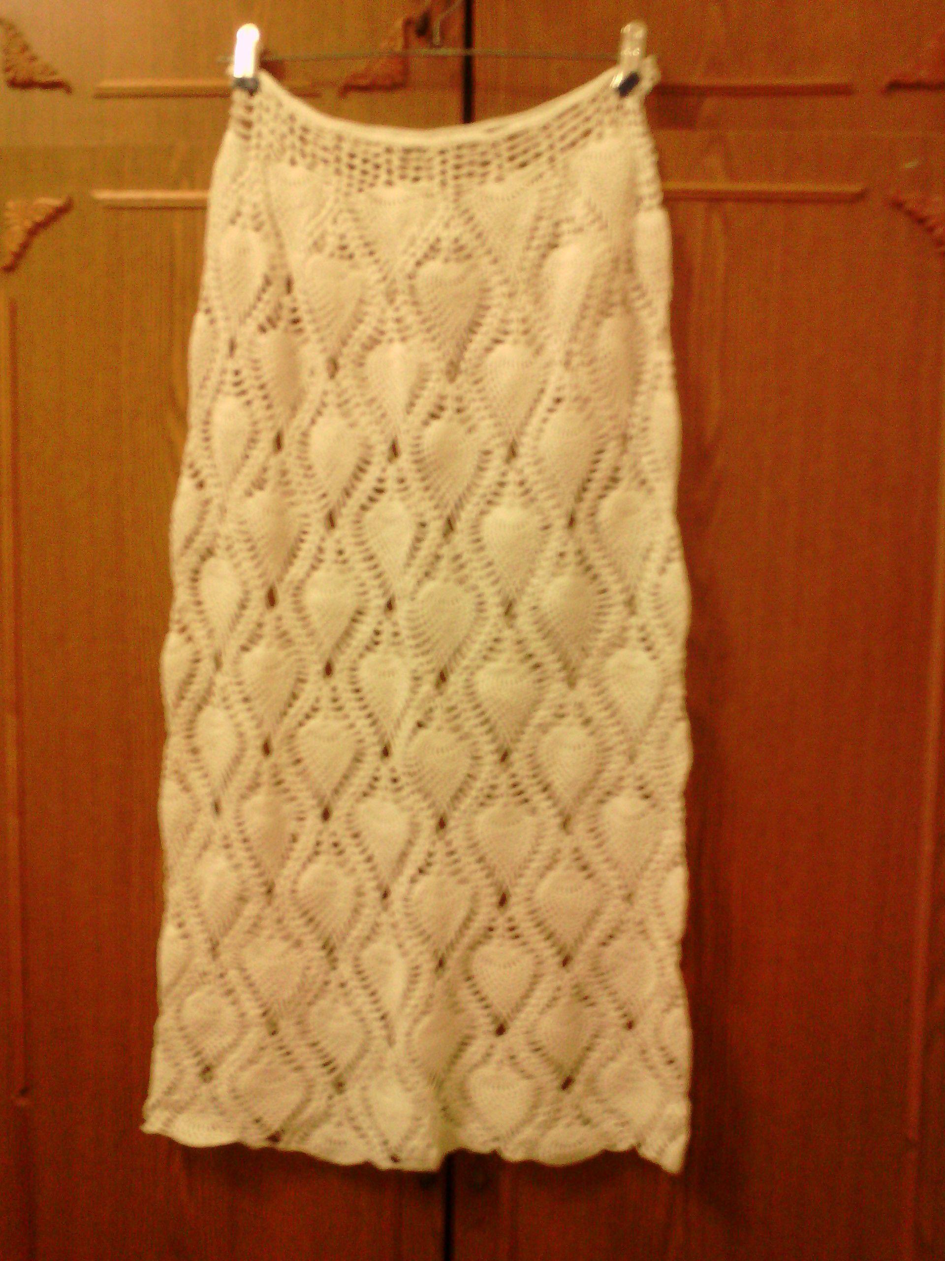 белая вязаная юбкавязаниеюбка юбкакружевная крючком юбкапляжная