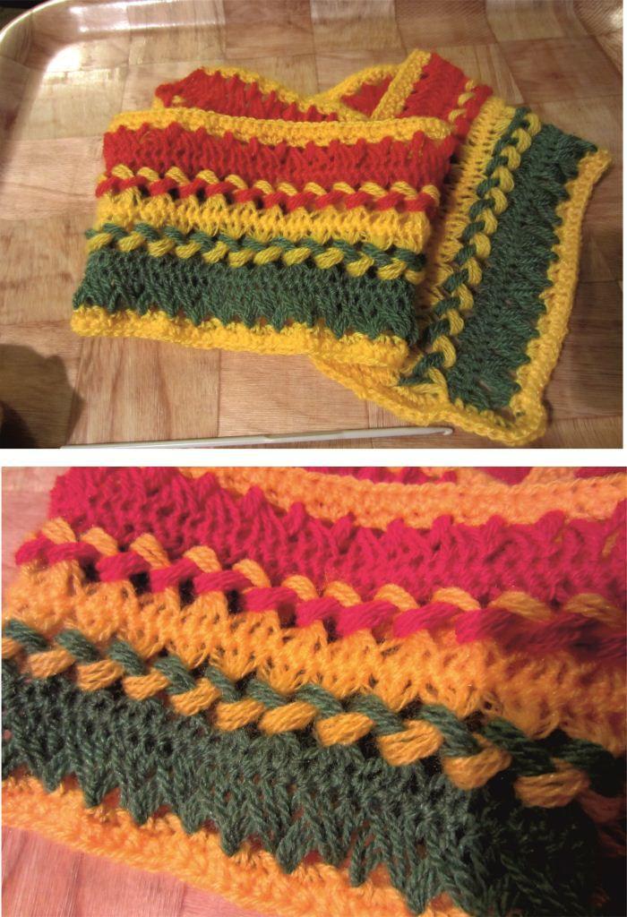 вязание рукоделие