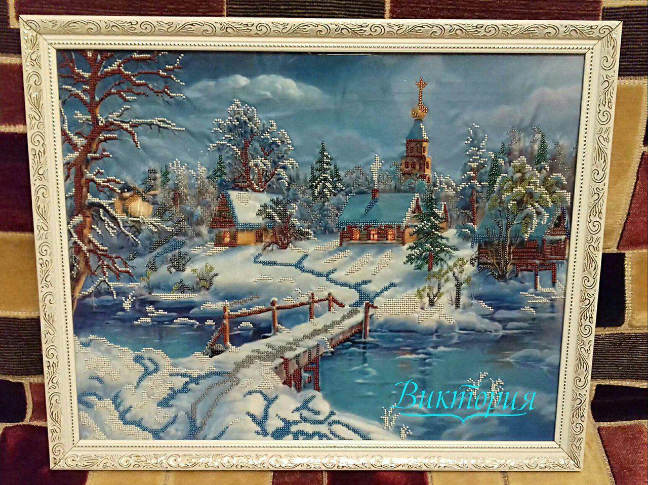 ручнаяработа продаю картина работа бисер бисером ручная вышивка интерьер пейзаж назаказ вышивкабисером подарок рукоделие