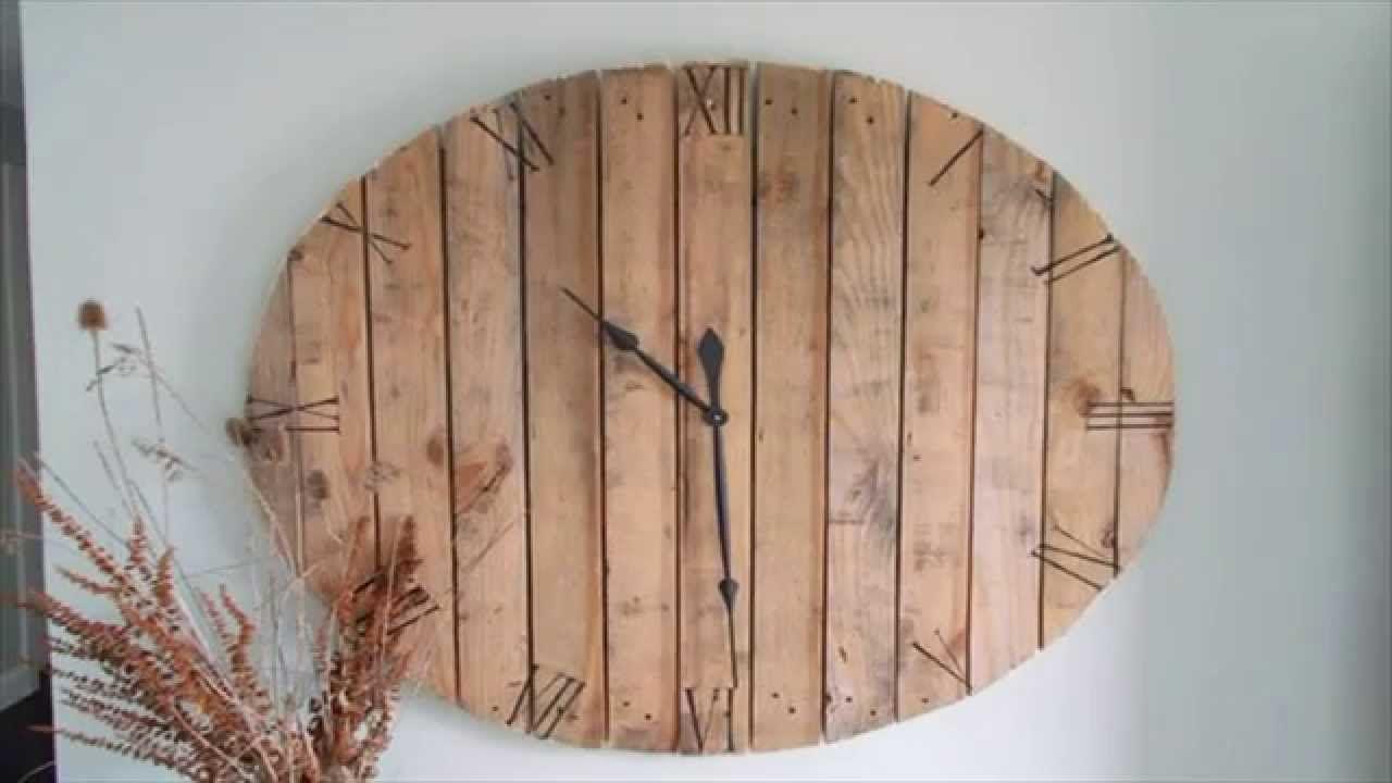 шпон акрил мастеркласс часы