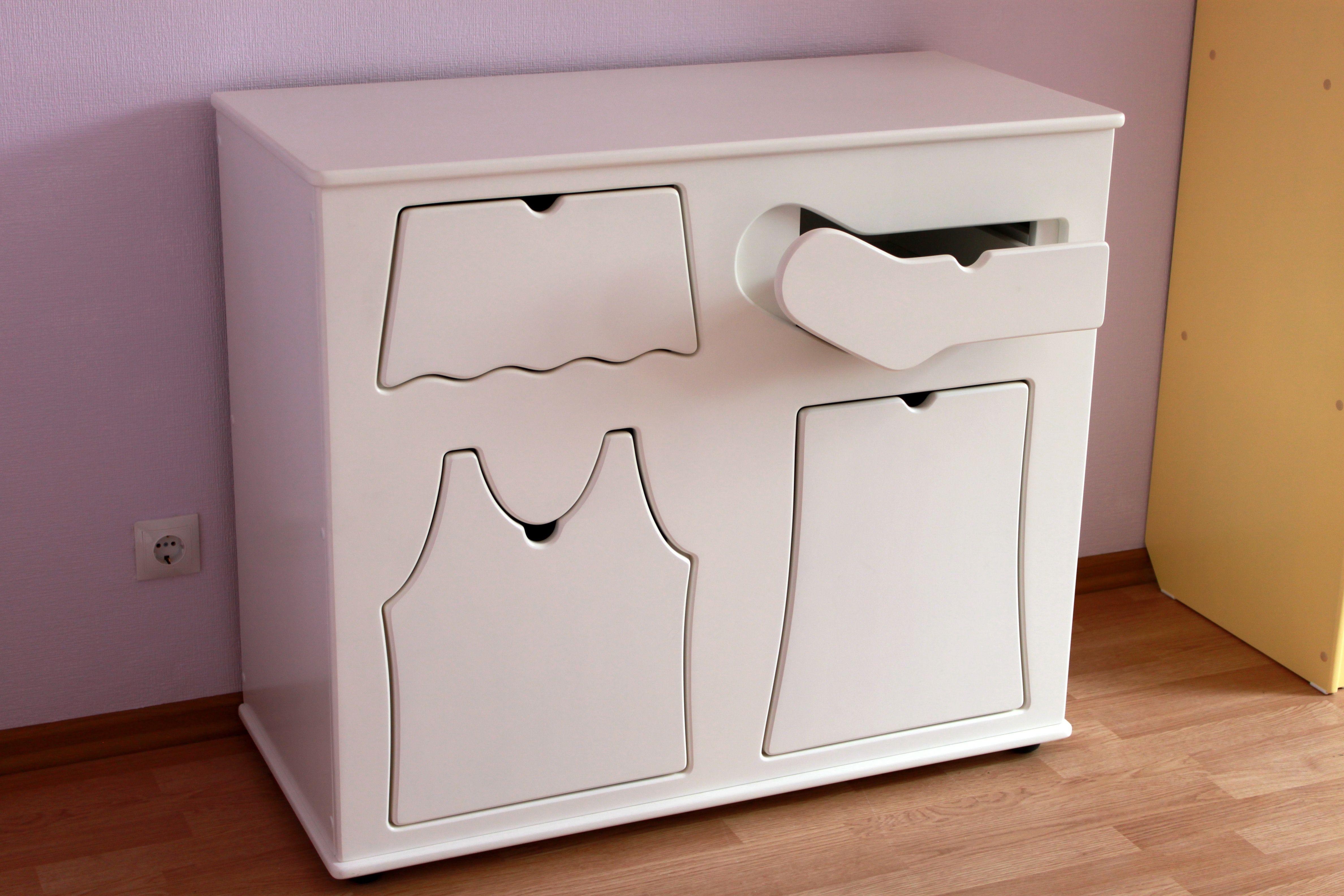 детская порядок интерьер мебель комод
