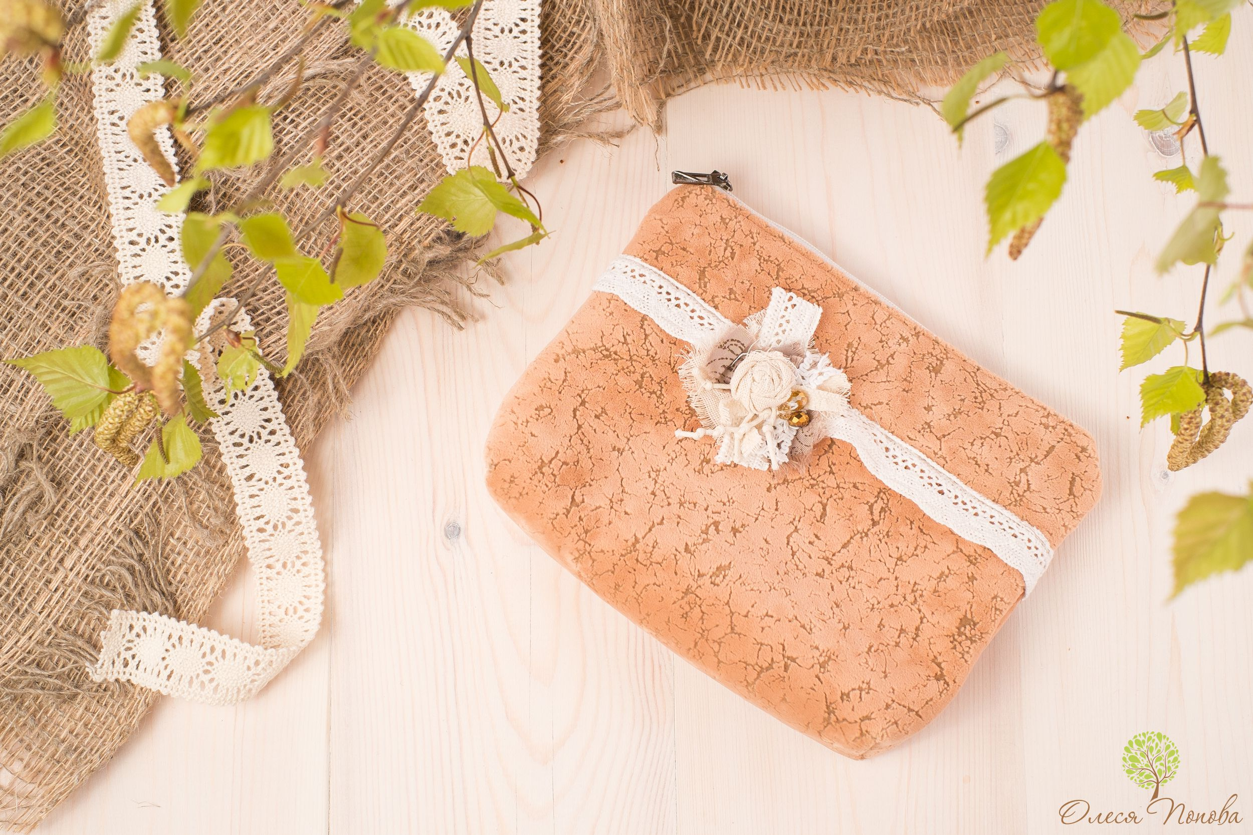подарокдевушке косметичка вналичии красиво craftop абакан abakan hendmade сдушой впродаже ручнаяработа бохо подарок