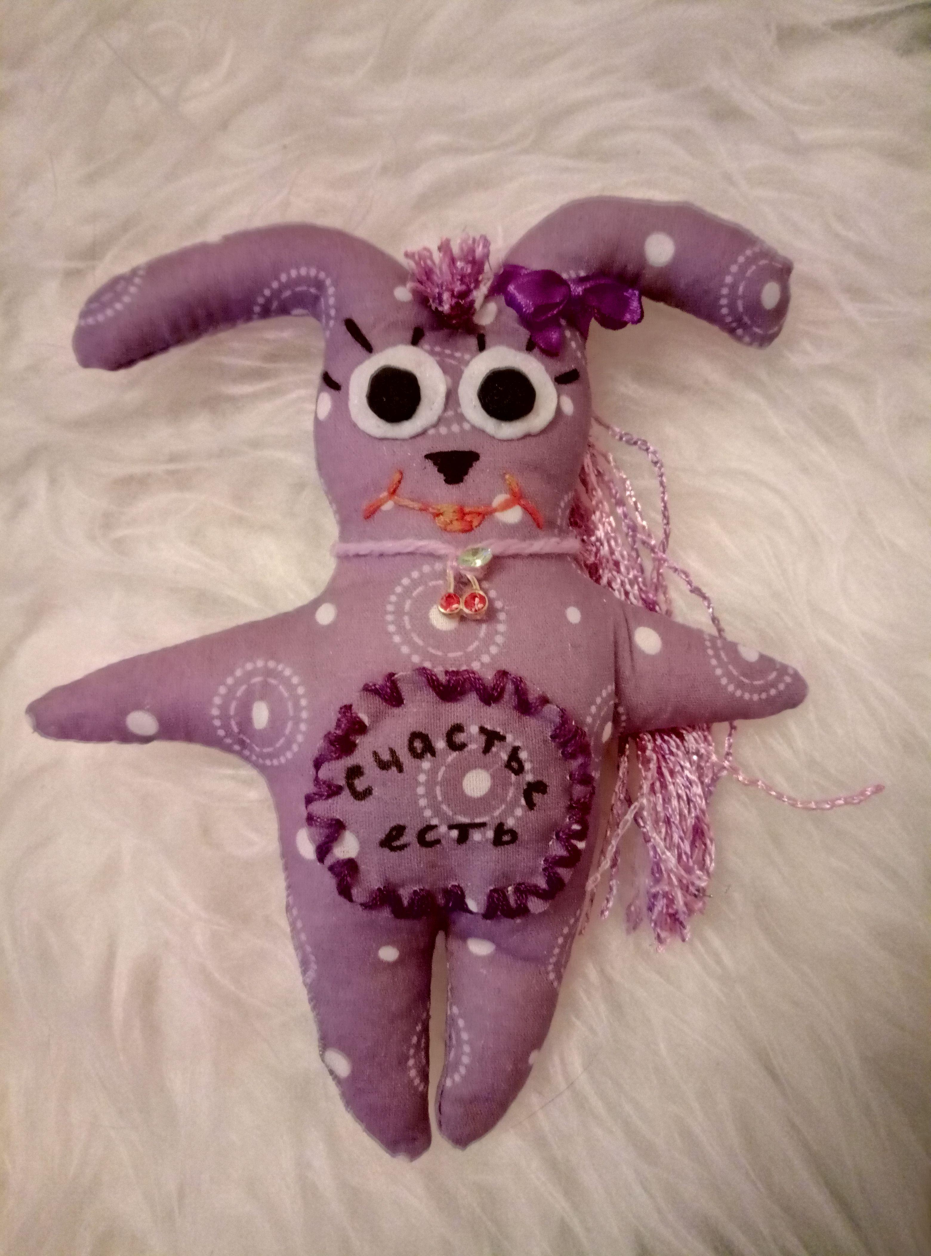 игрушки подарки ручная работа ткань