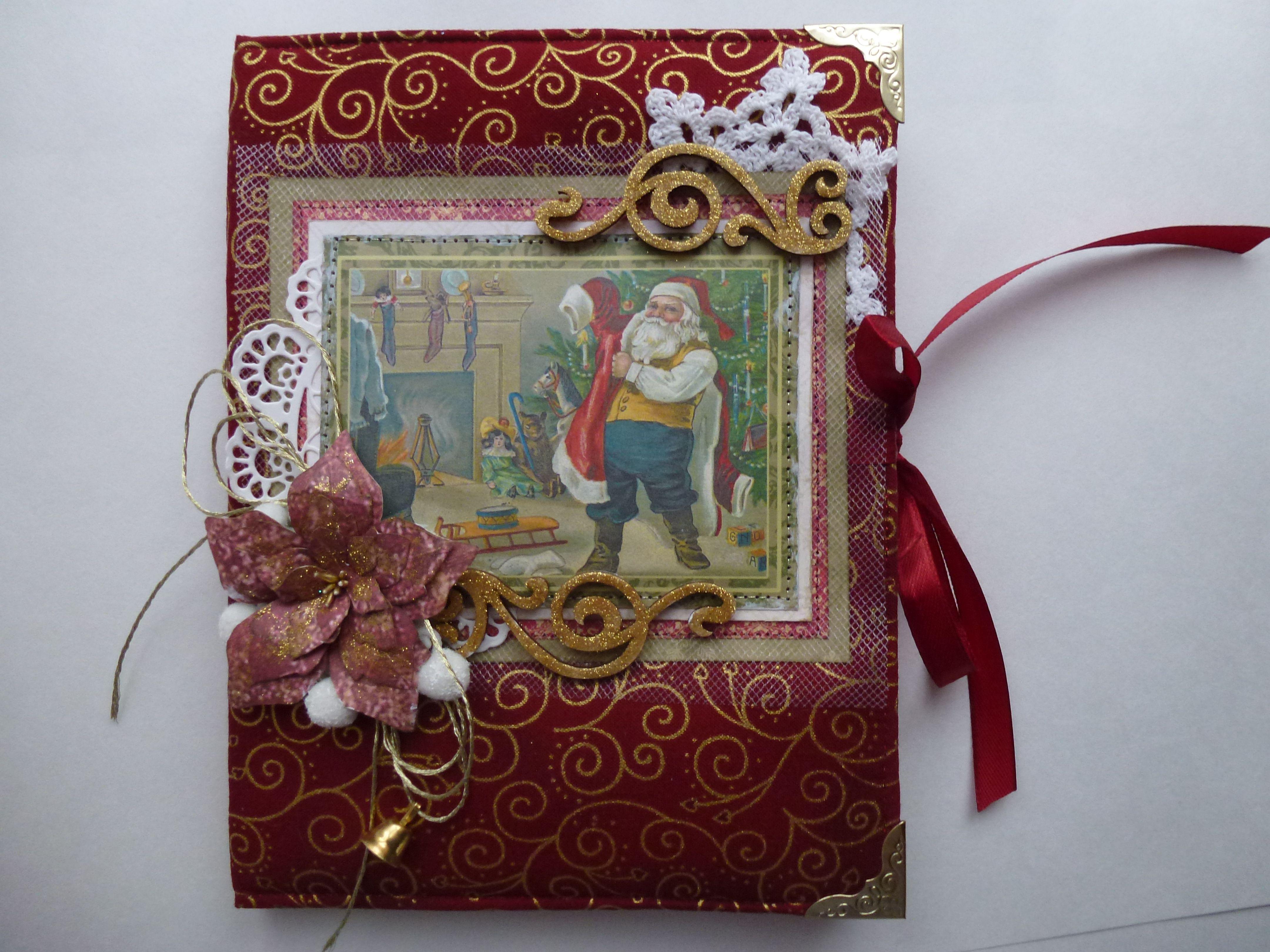 Подарочная открытка фото
