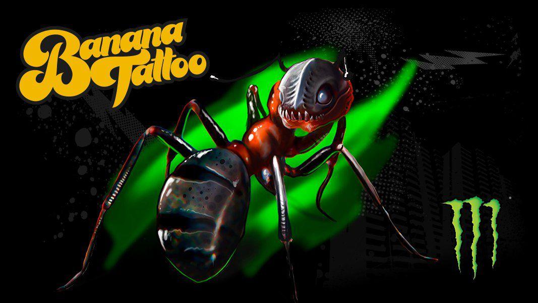 monsterenergy blackmonster worldfamousink inked inkedmag tattrx tattoartist tattooart skinartmag utf uraltattoofest tattoofest uraltattoo tattoo ekaterinburg ink tattoofestival vladbladirons vladblad tattoomarket tattoopharma