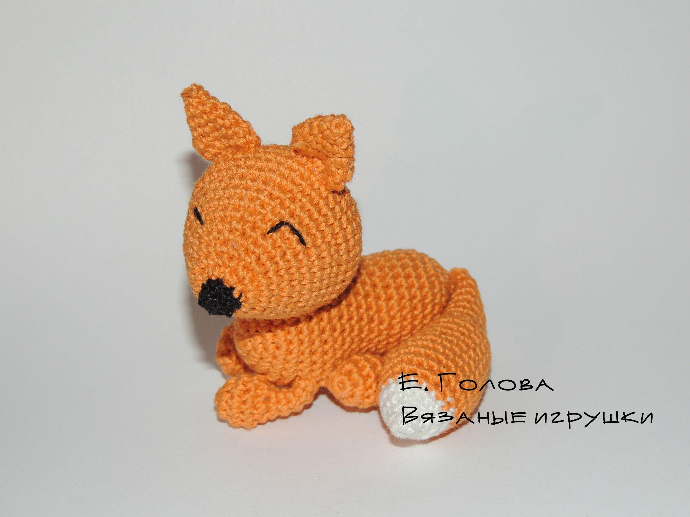 лисичка лиса сувениры
