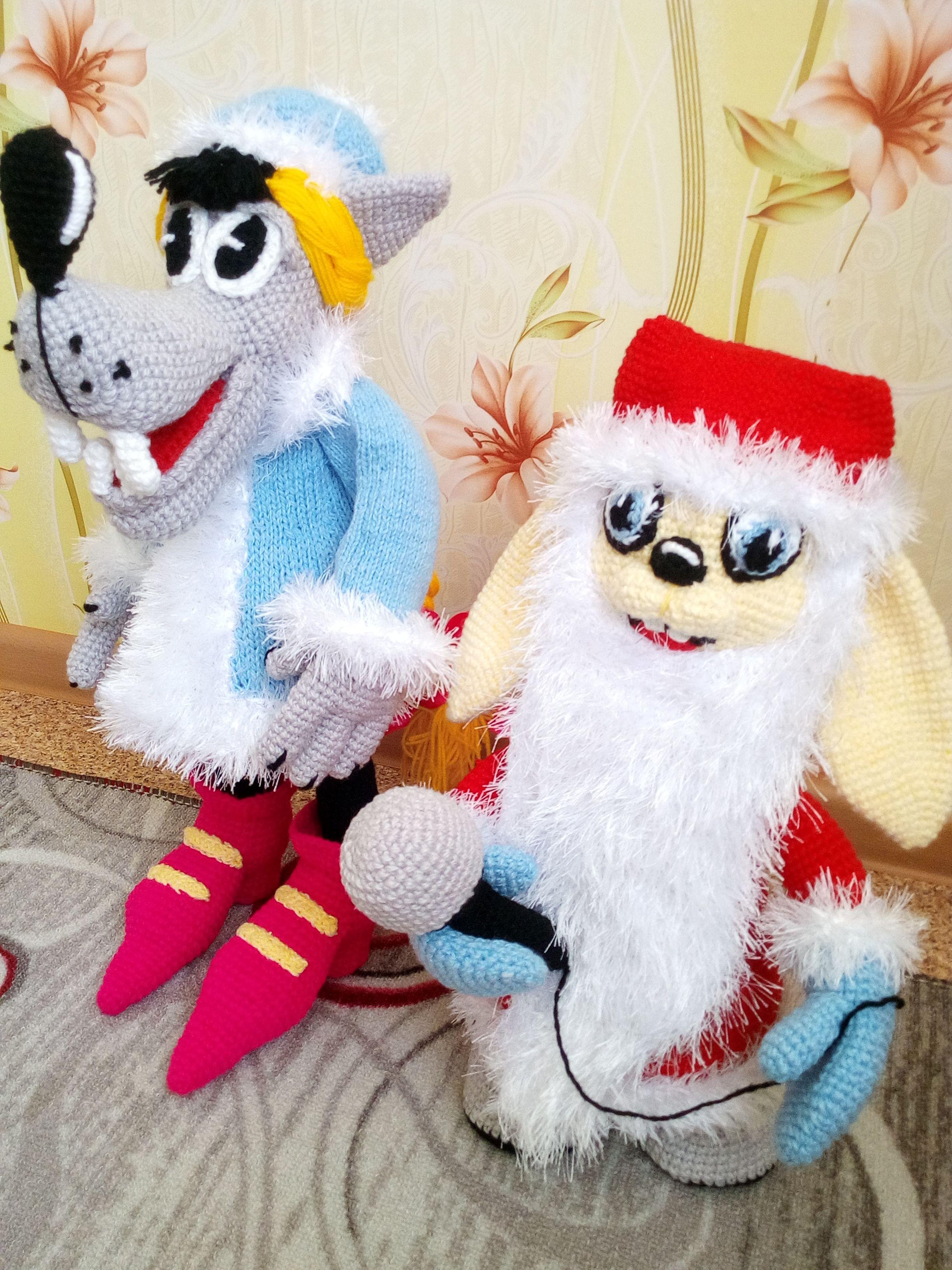 крючком игрушка дети