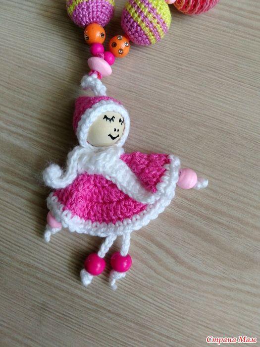 madebynika мамочкам handmade вязание игрушки дляноворожденных назаказ хлопок слингобусы крючком бусины длядетей