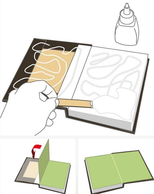 Как сделать бумагу твёрдой 699