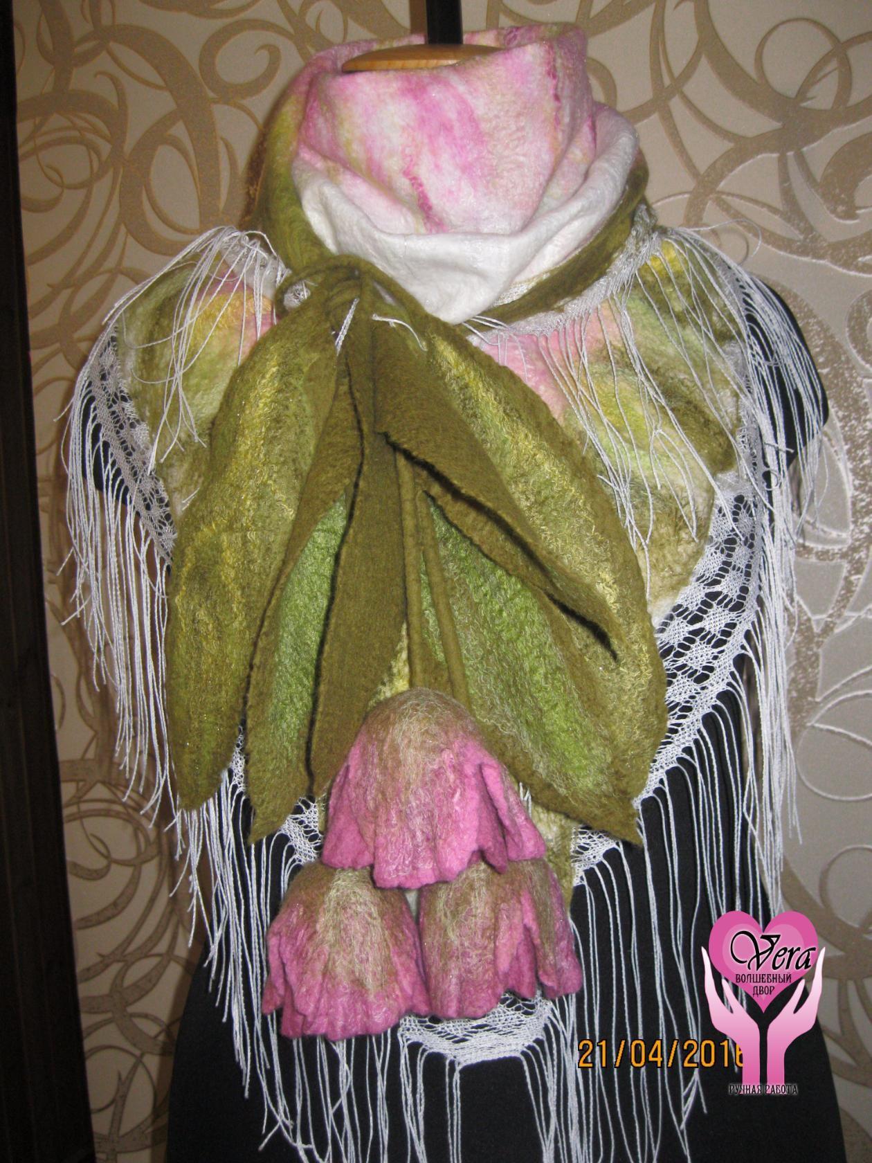 розовый белый теплый с абстрактный валяные валяный любовью бледнорозовый тюльпаны цветы