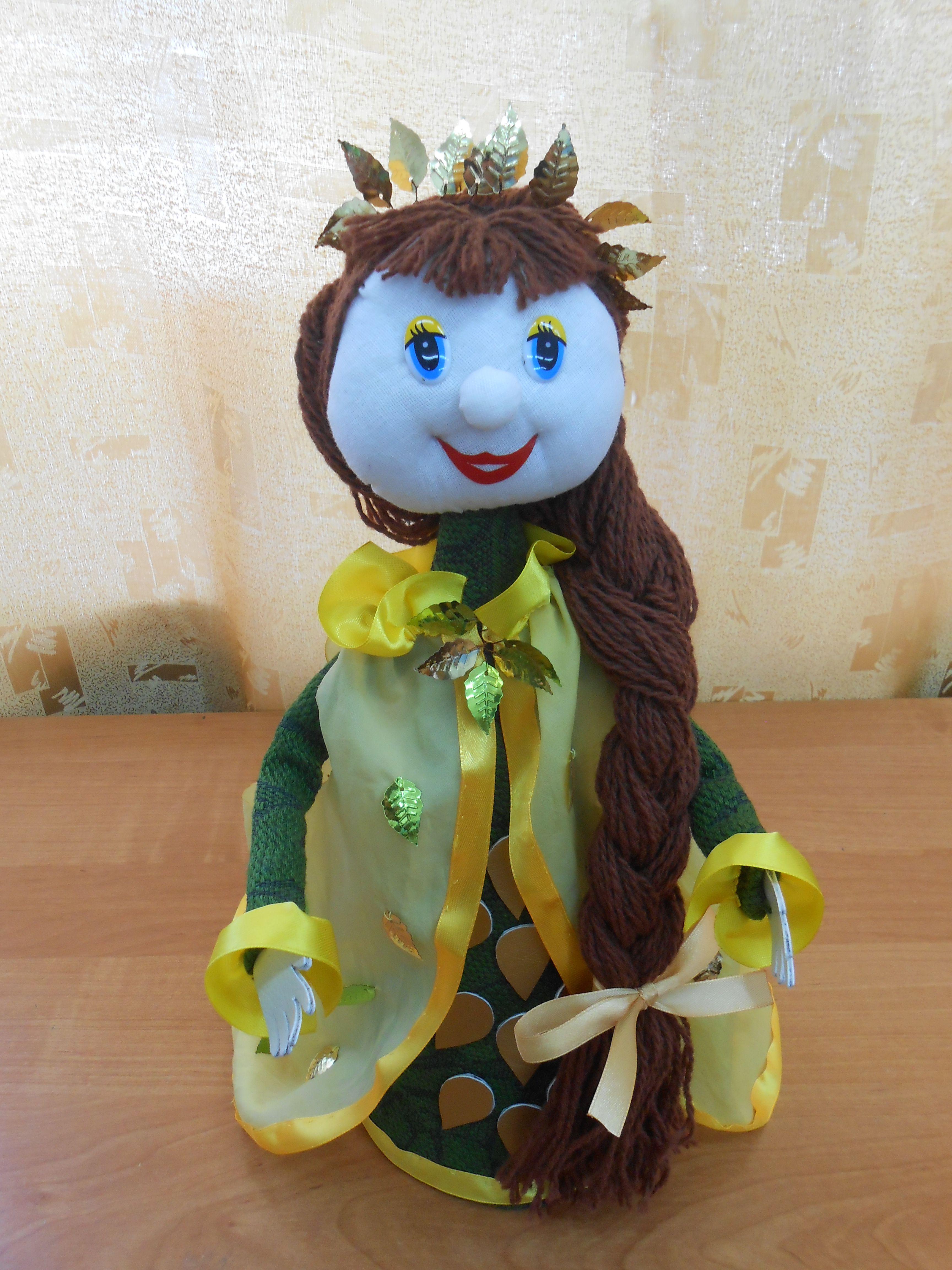 ручнаяработа подарок кукла