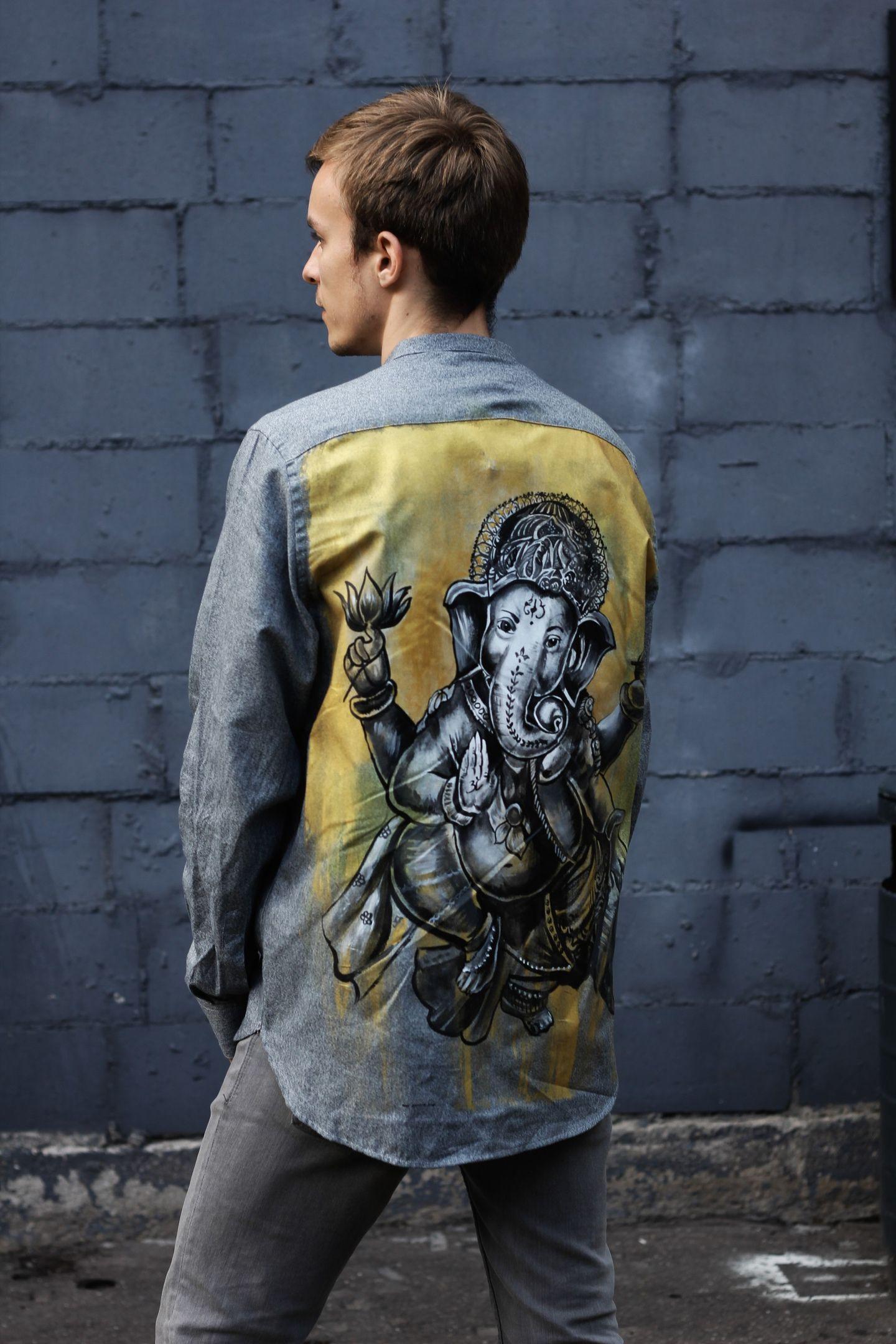 парню девушке одежда уличная роспись стиль подарок мода одежды необычный