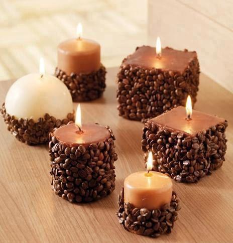 кофе подарок тепло уют хендмейд руками декор дом сделайсам идеяподарка аромат длядома свечасвоими свечаскофе кофейныезерна свеча