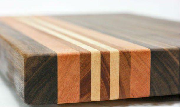 мастеркласс деревянные изделия кухни для разделочная доска