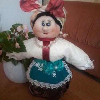 руками подарок кукла работа ручная подарки своими