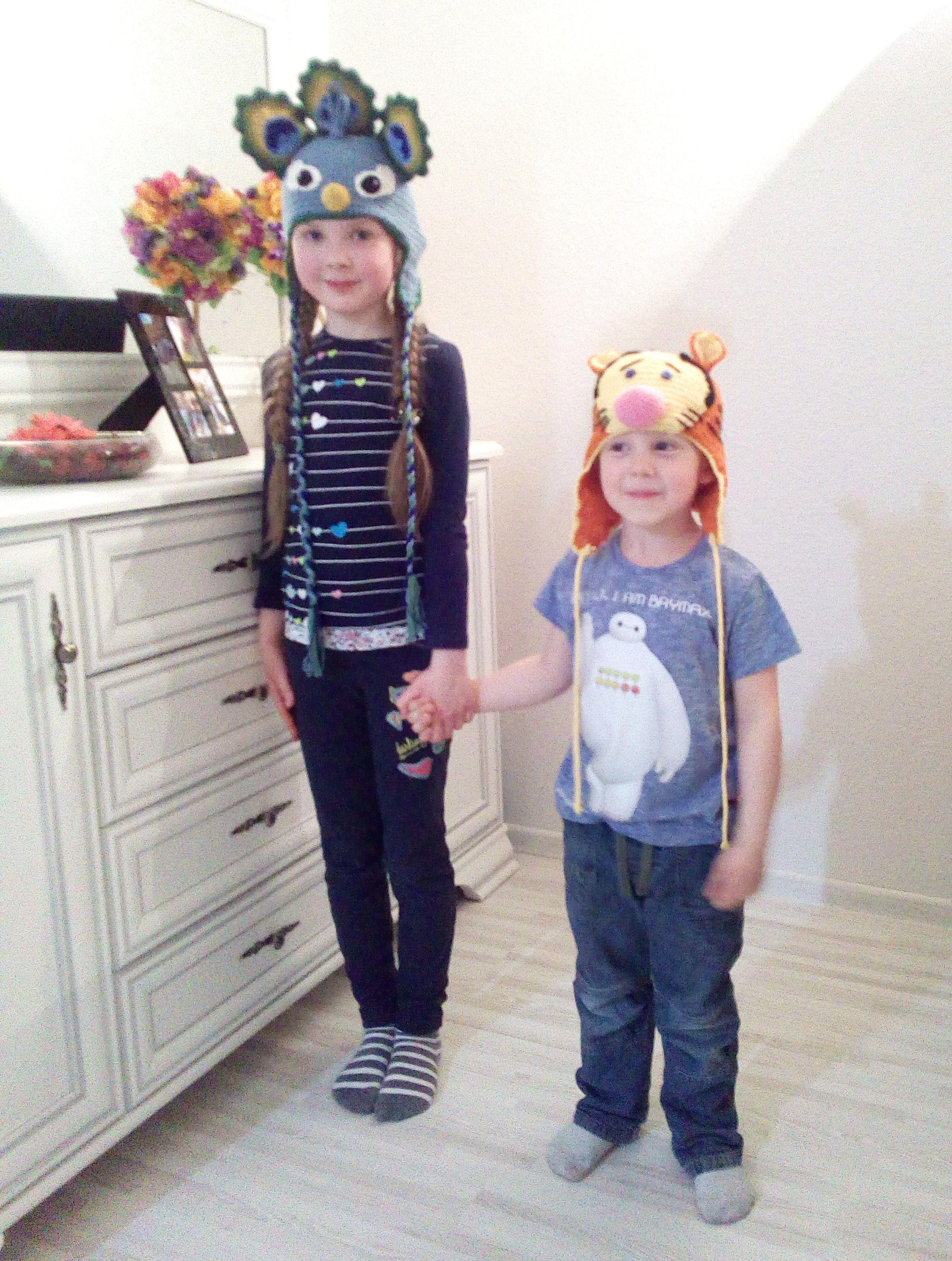 шапочка девочки фотосессия осень весна шапочкавязаная мальчики шапочкасушками disney подарок
