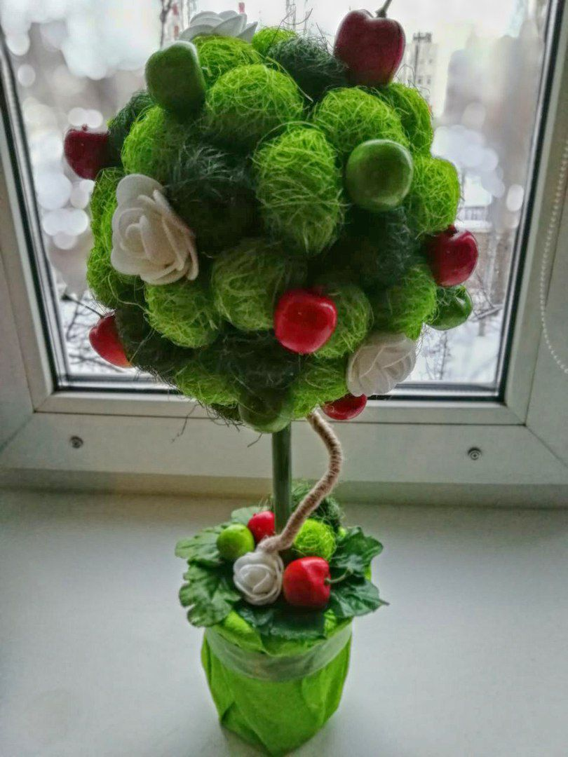 ручнаяработа подарок лето красота handmade дерево